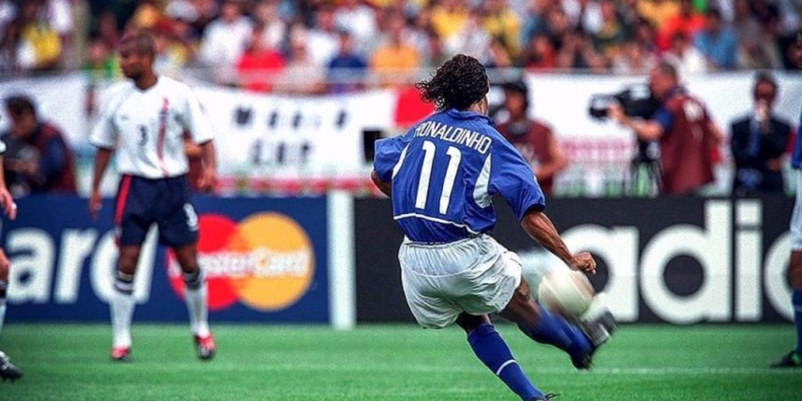 Así es Ronaldinho en las redes sociales: Foto:Vía instagram.com/ronaldinhooficial