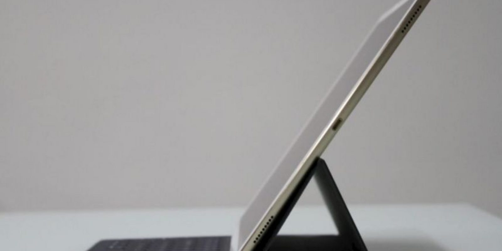 Así luce el anterior iPad Pro Foto:Nicolás Corte