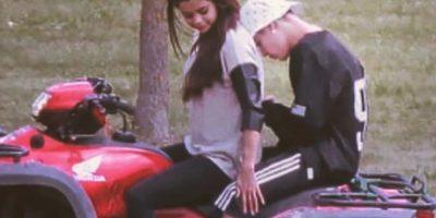Así lucía la pareja hace un tiempo Foto:Vía Instagram/@justinbieber