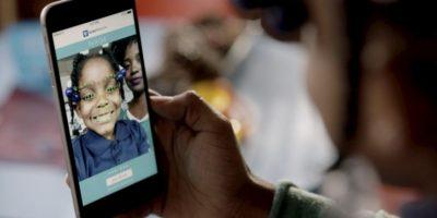 Imágenes de la presentación del iPhone SE Foto:Apple