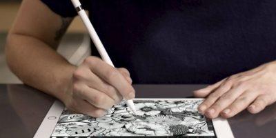 Se anunciaron mejoras en el uso de Apple Pen. Foto:Apple