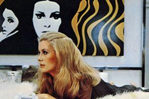 """Fue la actriz más conocida de la """"Nueva Ola"""" francesa. Foto:vía Getty Images"""