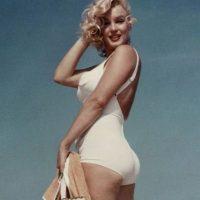 """Su tormentosa vida personal y su inseguridad forjaron su leyenda. Milton Greene dijo de ella: """"Cuando Marilyn lo hace bien, no quieres ver a nadie más"""". Foto:vía Getty Images"""