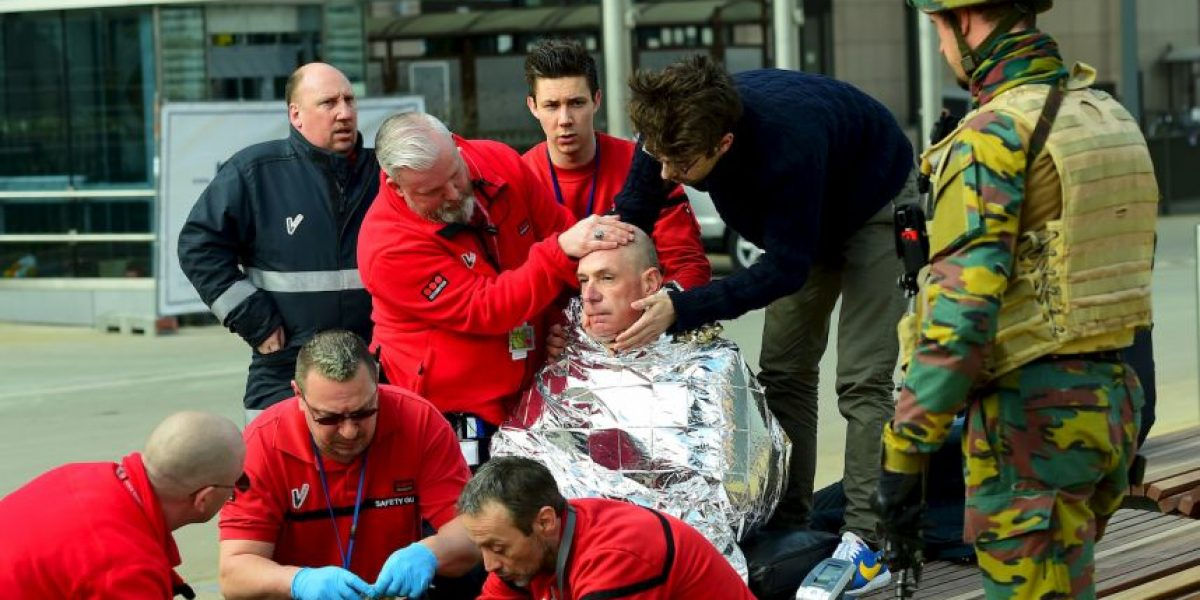 Así se vivieron los ataques en Bruselas que han dejado más de 30 muertos