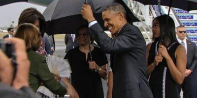 """De acuerdo con el diario """"The New York Times"""", después de su visita a Cuba viajarán Argentina Foto:AFP"""