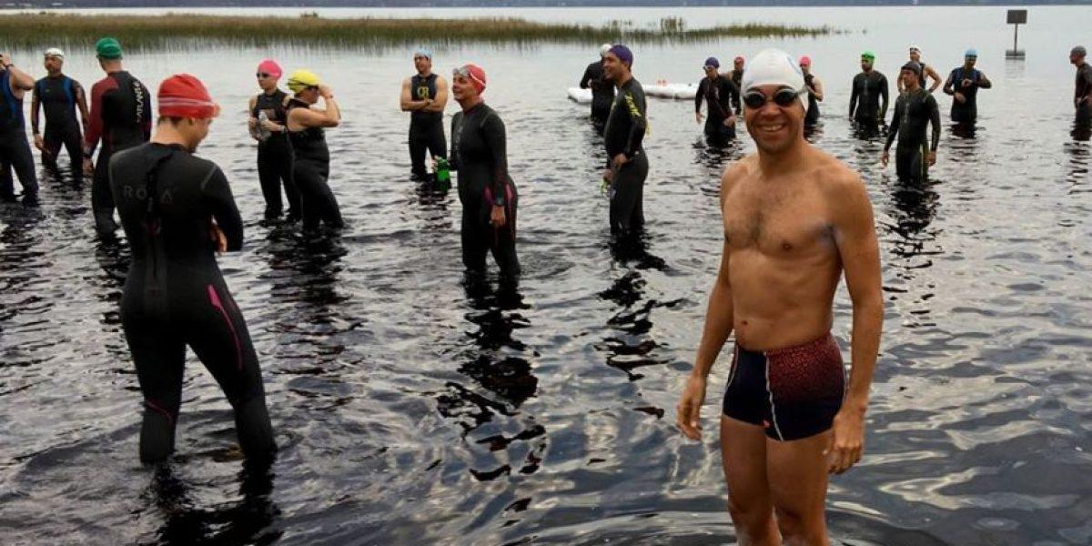 Juan Carlos Sagastume narra cómo ganó el Doble Ironman de Florida