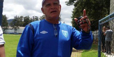 Así analiza el técnico de la Selección Nacional Walter Claverí el partido ante Estados Unidos