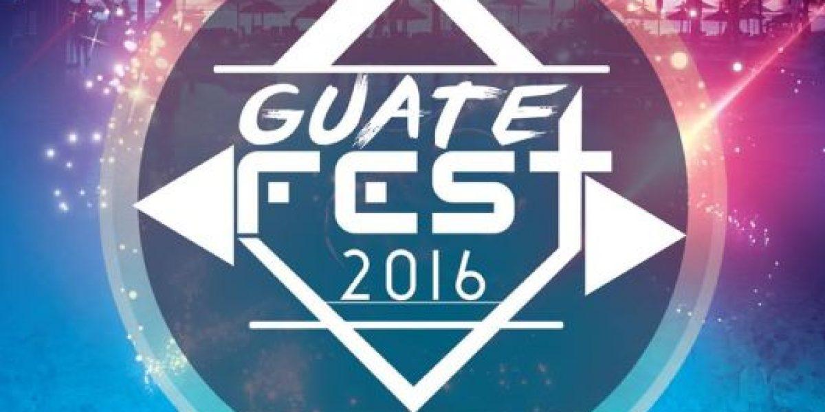 Detalles de GuateFest 2016 en el Puerto de San José