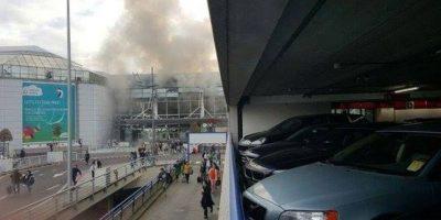 Atentados en Bruselas dejan 34 muertos y decenas de heridos