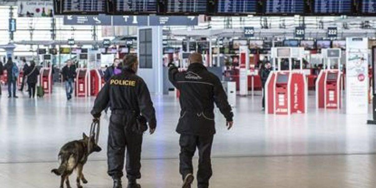 Guatemalteco en Bruselas reporta caos en aeropuerto tras atentados