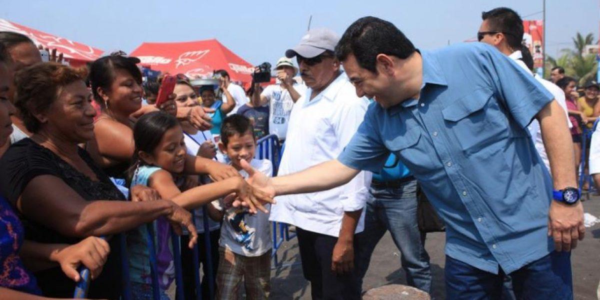 Así disfrutará el presidente Jimmy Morales el descanso de la Semana Santa