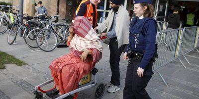 La policía está realizando redadas. Foto:AP