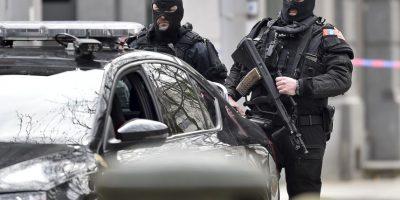 Atentados terroristas en Bruselas. Foto:AP