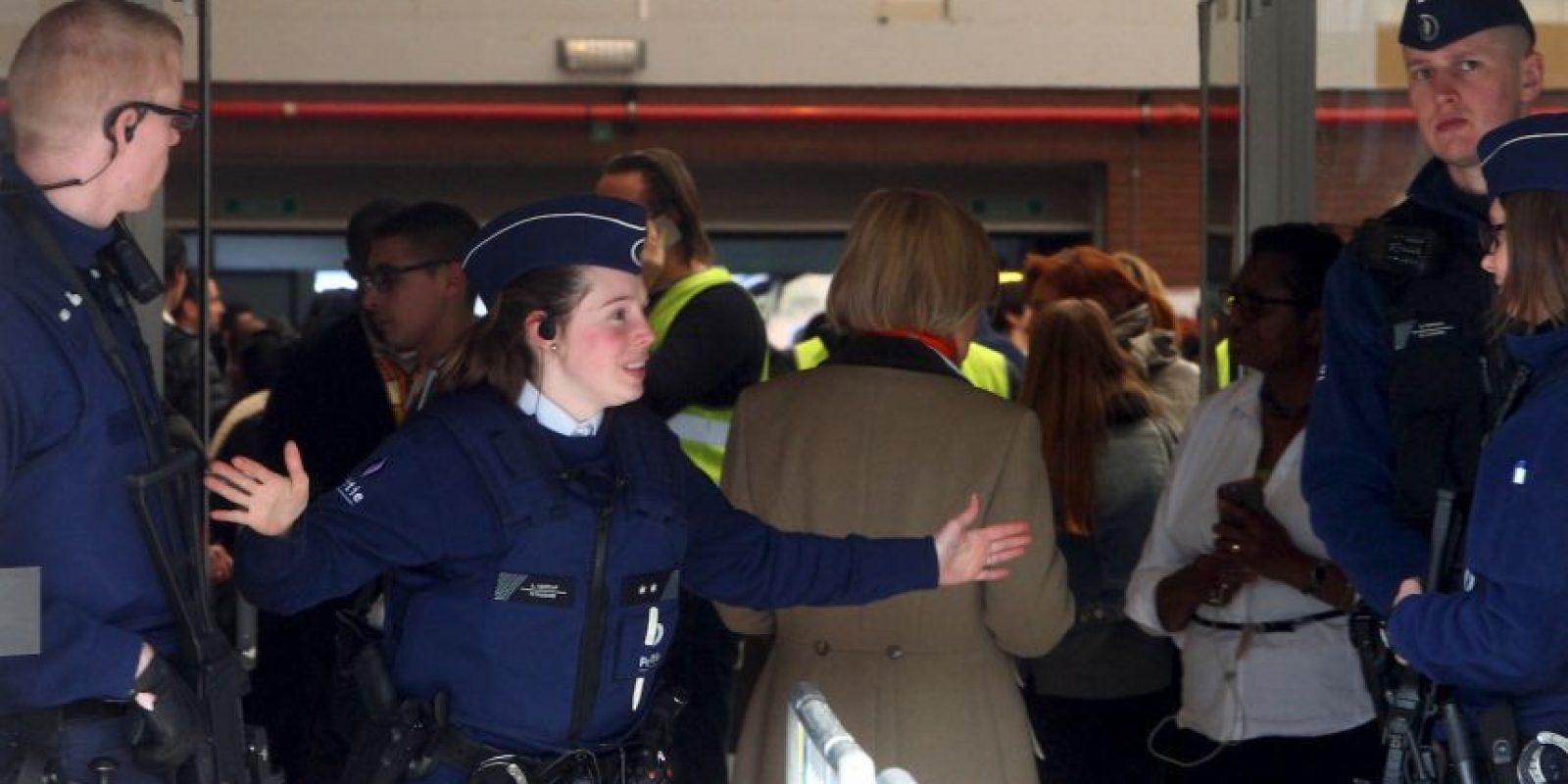 Las autoridades belgas han pedido a todos los ciudadanos que permanezcan en sus hogares. Foto:AP
