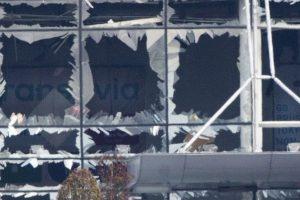El gobierno elevó el nivel de alerta a cuatro (su máximo) Foto:AP