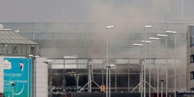 Difunden imagen de los sospechosos en el aeropuerto de Bruselas