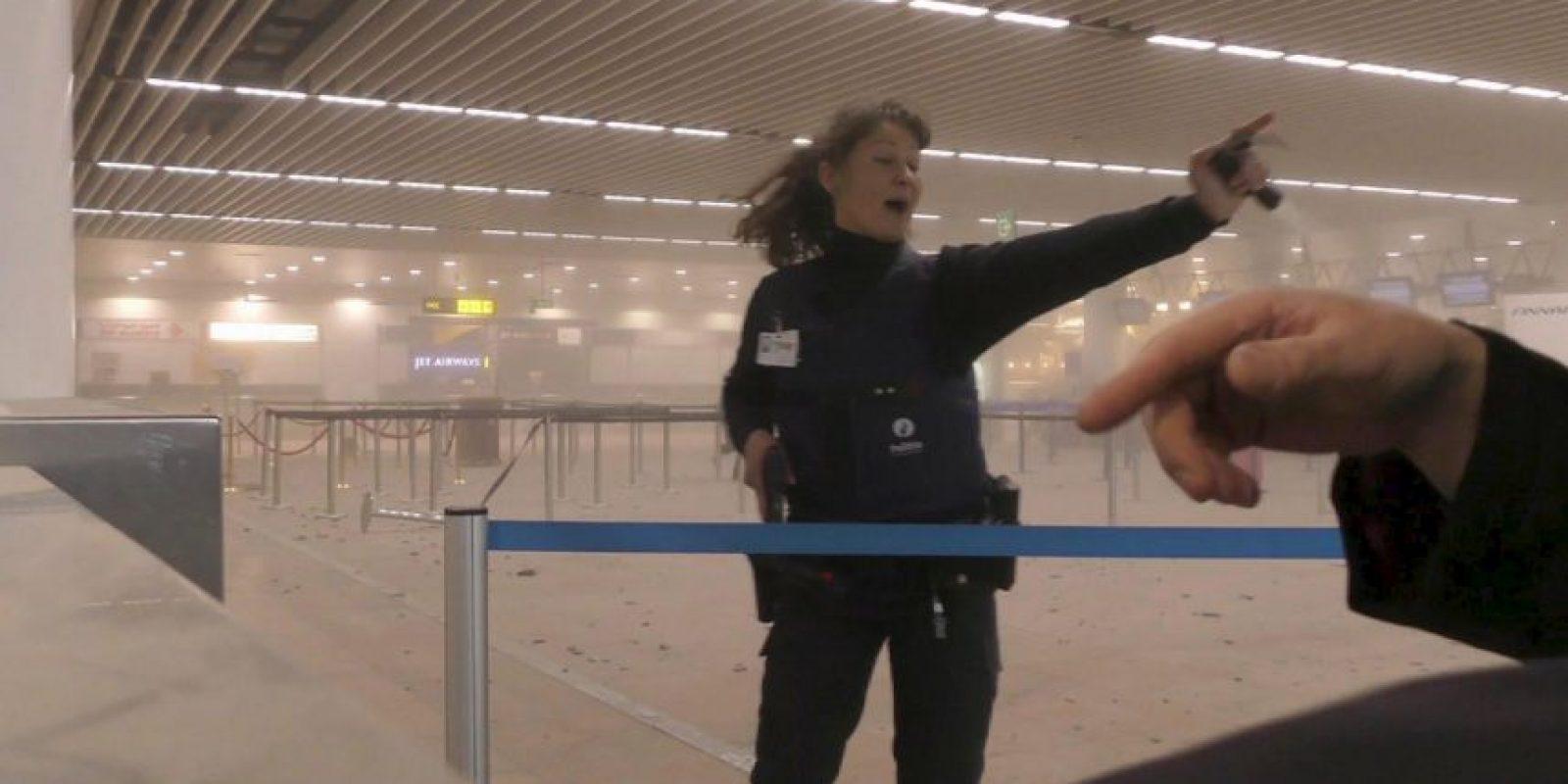 34 personas murieron y más de 200 quedaron heridas. Foto:AP