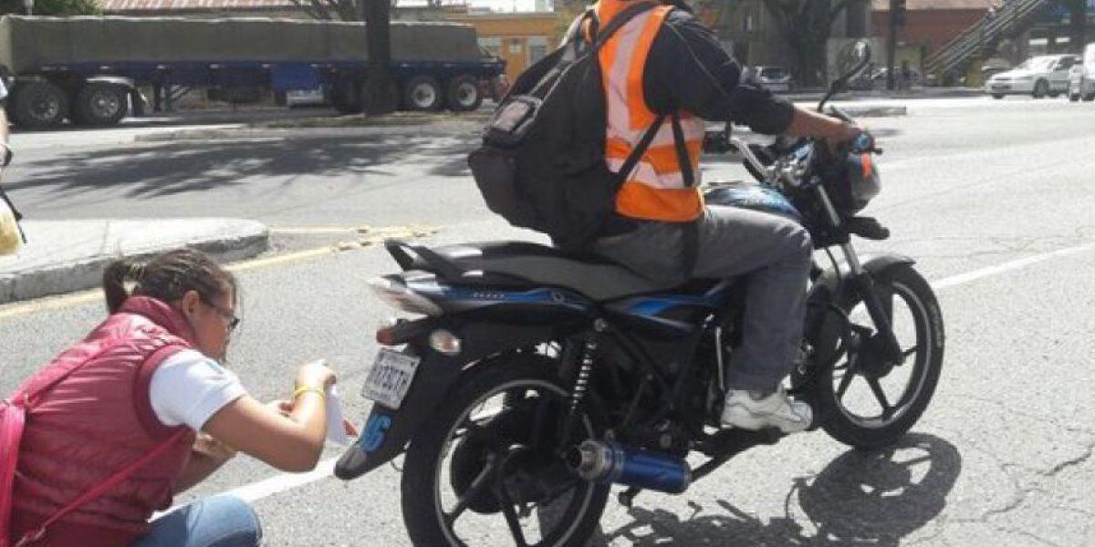 La Policía se enfoca en los motoristas para prevenir los accidentes en la Semana Santa