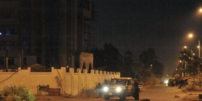 Ataque a hotel en que se aloja misión militar de la Unión Europea