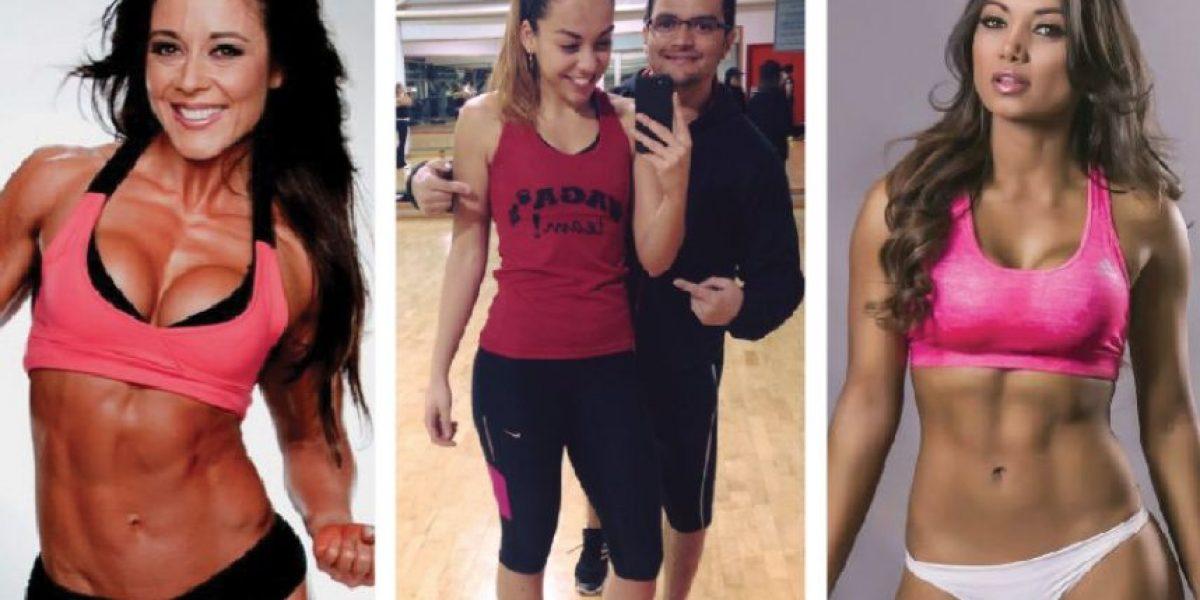 Fotos. 12 guatemaltecas sexy amantes del fitness