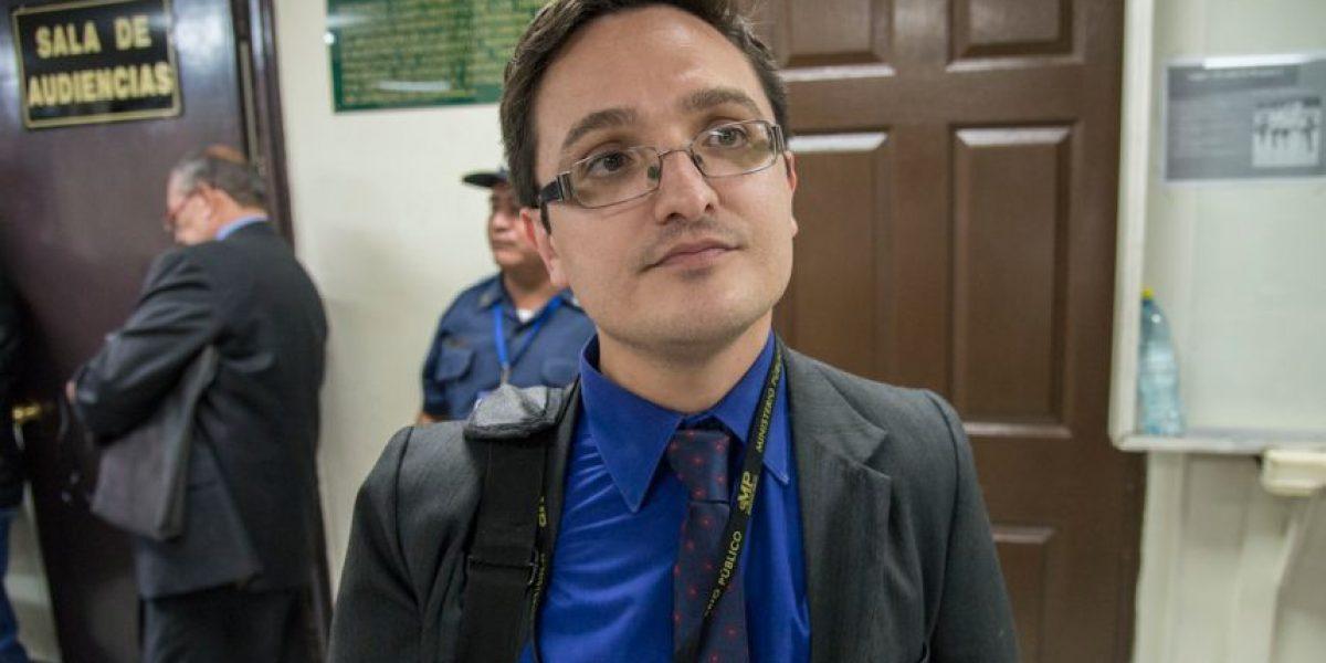 """Fiscal Francisco Sandoval por el caso La Línea: """"Me siento claro, seguro y tranquilo"""""""
