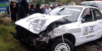 Accidente de tránsito causa la muerte a siete personas