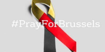 Famosos se solidarizan con las víctimas del atentado en Bruselas