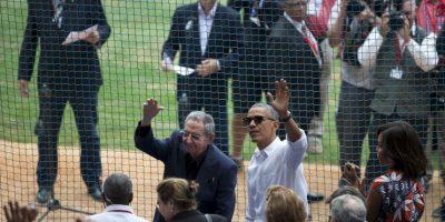 Así disfrutaron Obama y Castro de un partido de béisbol en La Habana