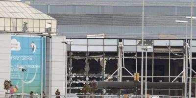 Fotos reales de los atentados terroristas en Bruselas, Bélgica, hoy 22 de marzo de 2016
