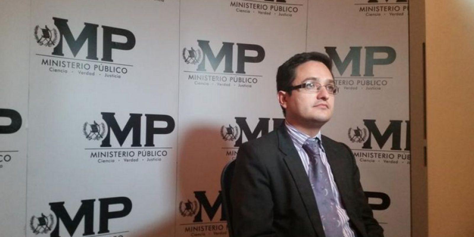 Francisco Sandoval. Foto:Cortesía