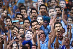 Luis Suárez regresa a la convocatoria, después de un castigo de dos años por morder a Giorgio Chiellini en el Mundial Foto:Getty Images