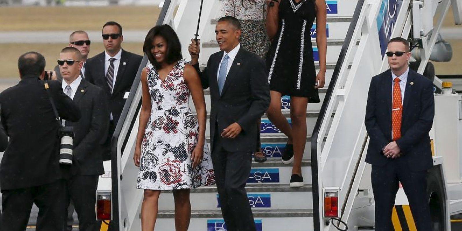 De acuerdo con el mandatario ellas decidieron acudir con su padre. Foto:Getty Images