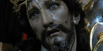 Procesión de Jesús de la Indulgencia de Beatas de Belén, Martes Santo 22 de marzo de 2016