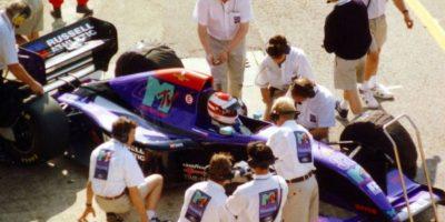 Roland Ratzenberg – 1994 Foto:Getty Images