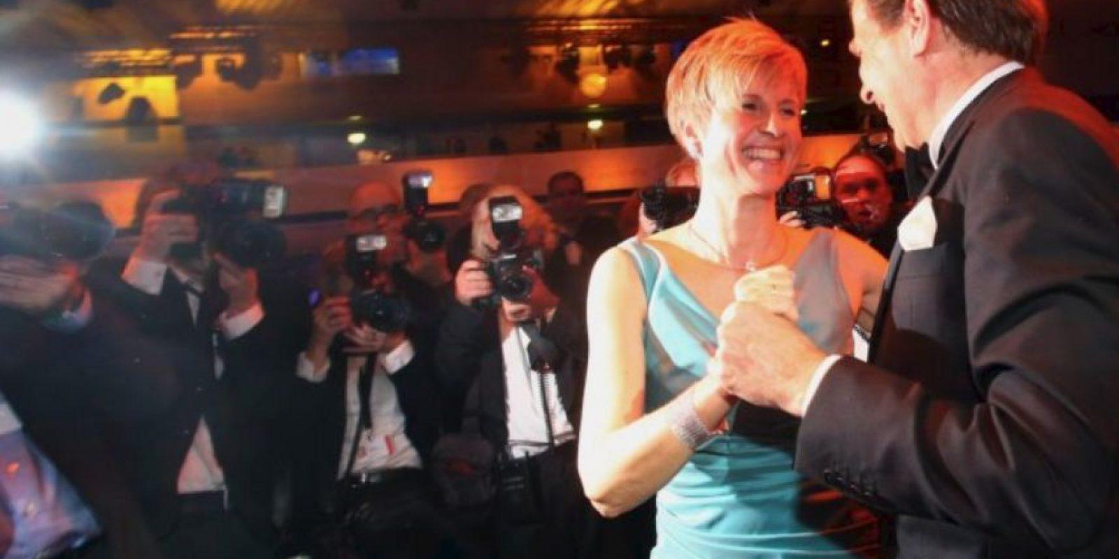 La alemana tiene una fortuna avaluada en 16.8 mil millones de dólares Foto:vía Getty Images