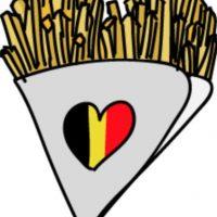 Las papas fritas son una de las comidas típicas de Bélgica. Foto:Vía Twitter/Arthur Touchais