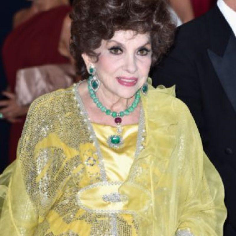 Tiene actualmente 87 años. Foto:vía Getty Images