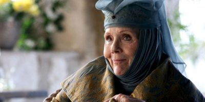 "Ahora es ""Olenna Tyrell"" en ""Game of Thrones"". Foto: vía HBO"