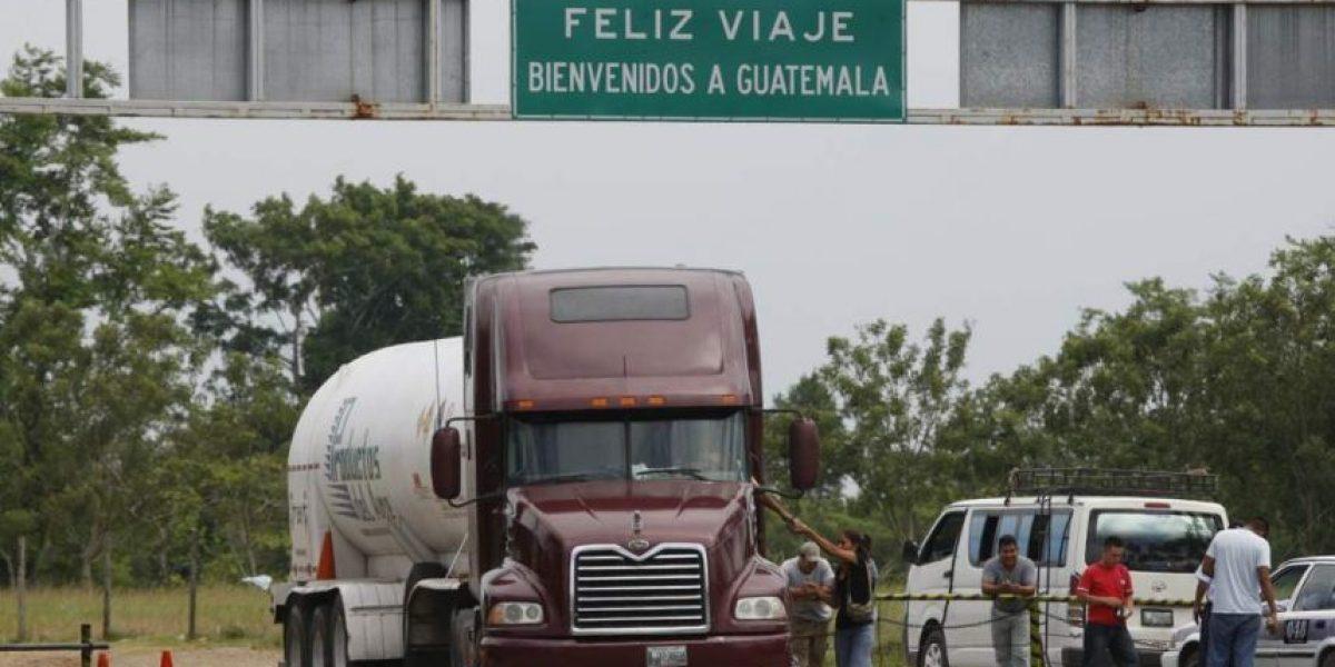 Transporte pesado no podrá circular durante la Semana Santa