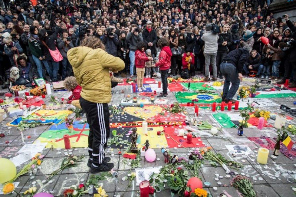 Y condenar los ataques Foto:AFP