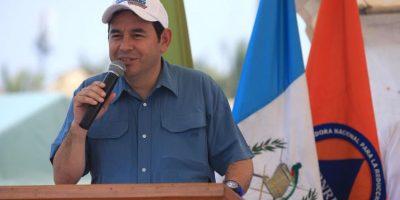 Este mensaje envía Jimmy Morales a los guatemaltecos por el descanso de SS