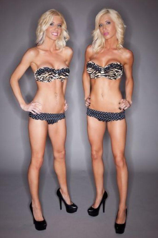 Angela y Amber Cope Foto:Maxim