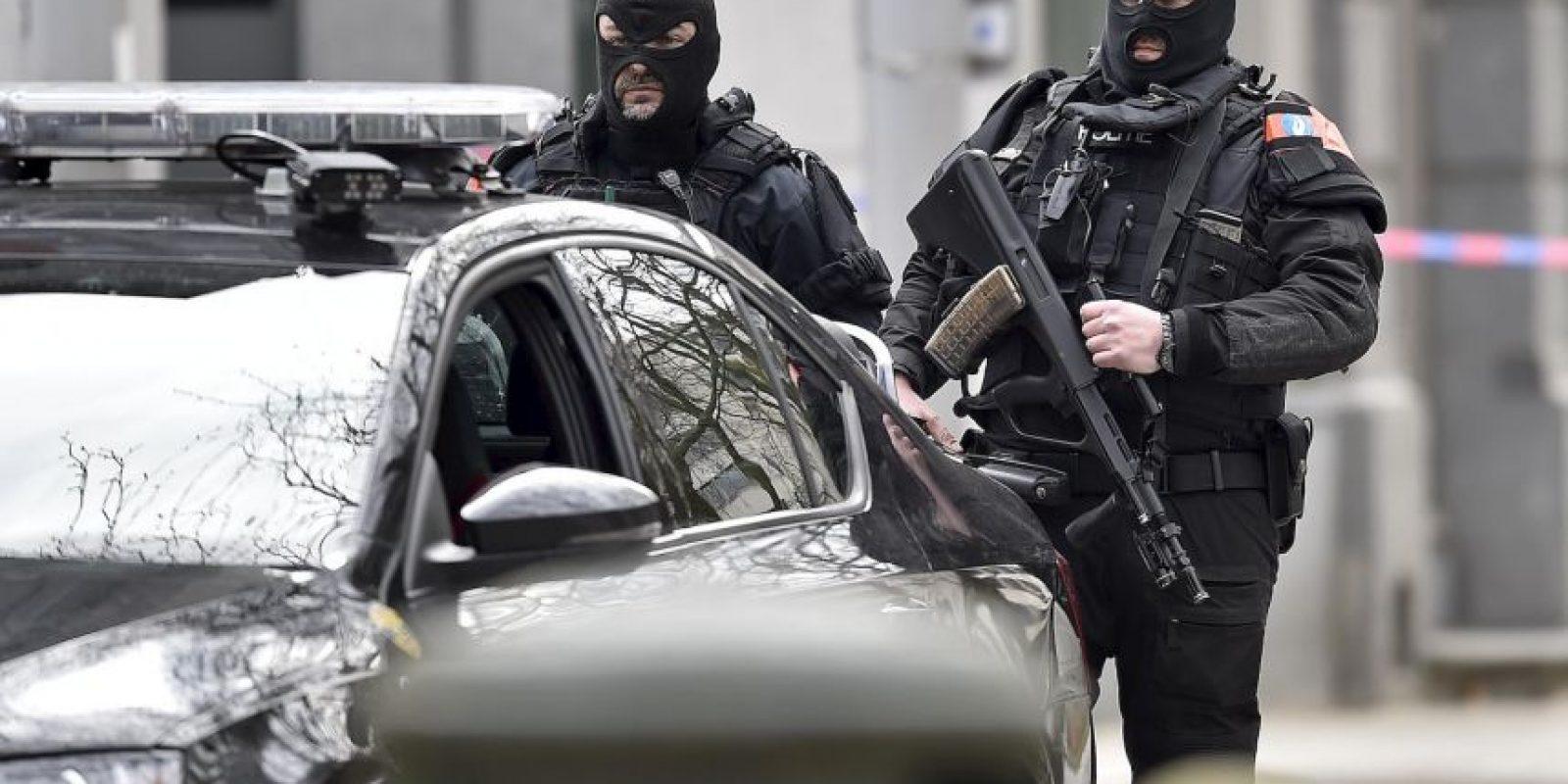 Ataques terroristas en Bruselas Foto:AP