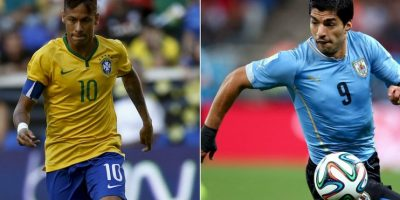 Brasil vs. Uruguay Foto: Getty Images