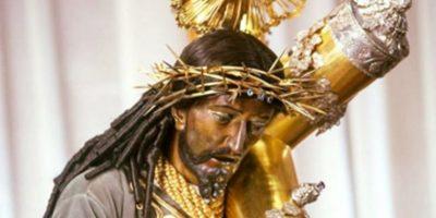 """Procesión Jesús de Candelaria """"Cristo Rey"""", Jueves Santo 24 de marzo de 2016"""