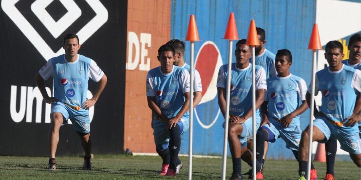 Marco Pablo Pappa se unió a la Selección Nacional y habló del juego ante Estados Unidos