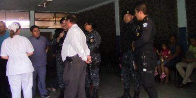 Amenaza de bomba en hospital de Amatitlán causa alarma