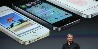 Presentación Apple. Foto:Getty Images