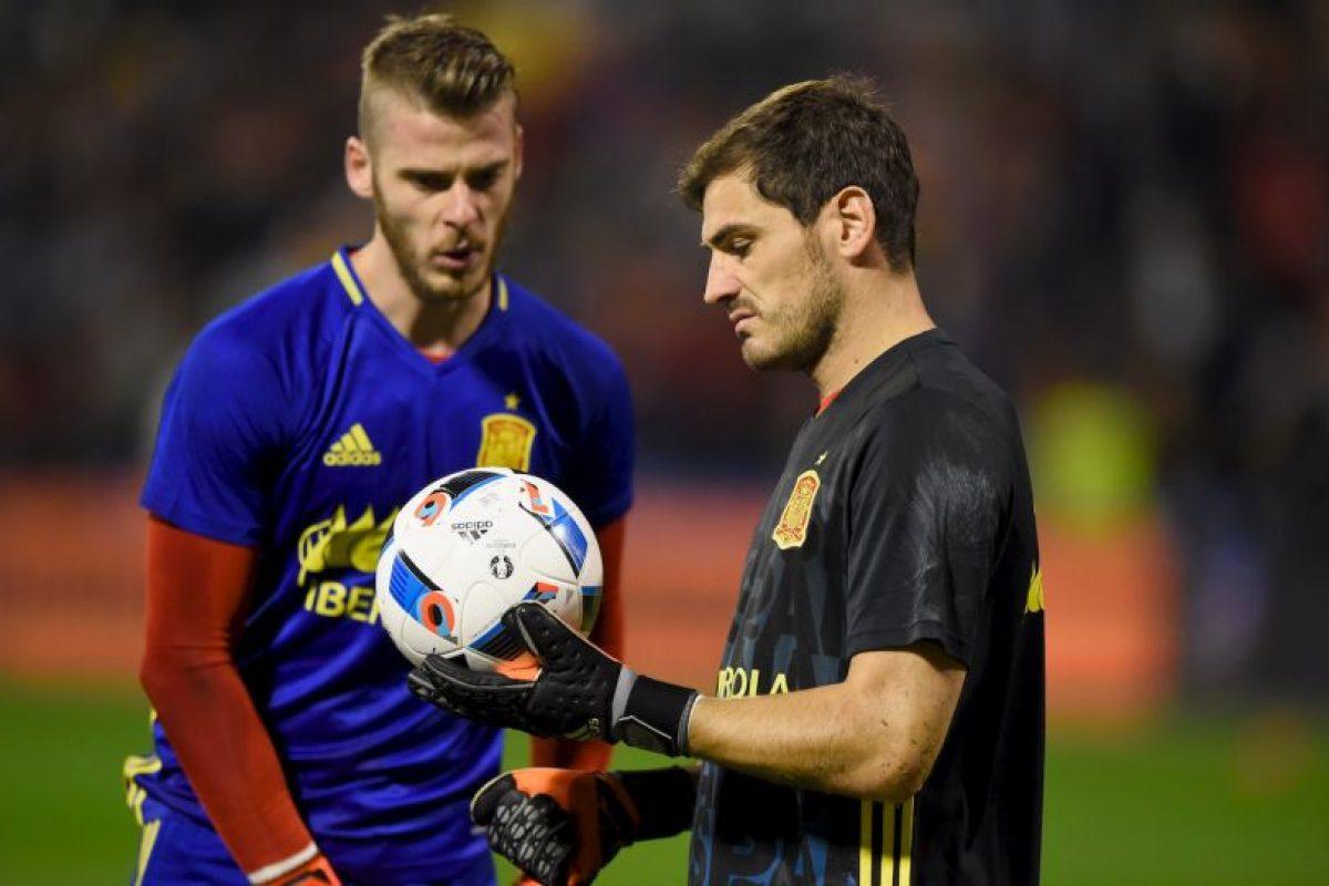 Contra Iker Casillas Foto:Getty Images
