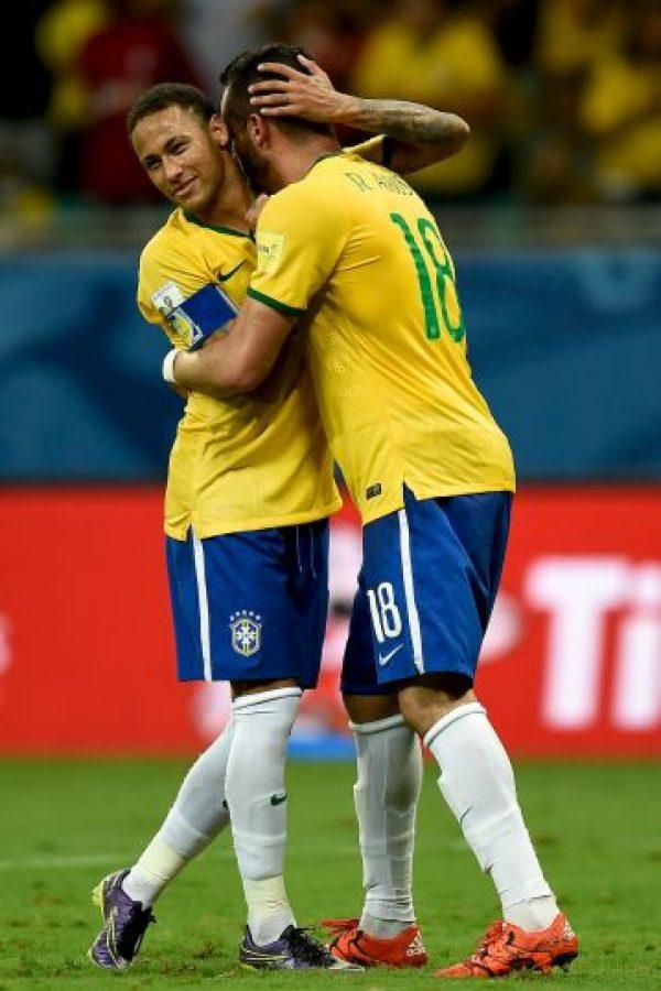 """Brasil tiene la oportunidad de superar a la """"Celeste"""" y adueñarse del segundo puesto de la eliminatoria Foto:Getty Images"""